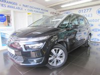 USED 2014 64 CITROEN C4 PICASSO 1.6 GRAND E-HDI AIRDREAM EXCLUSIVE 5d 113 BHP