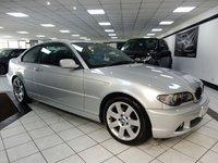 2005 BMW 3 SERIES 318CI SE 141 BHP £2475.00