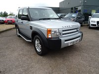 USED 2008 58 LAND ROVER DISCOVERY 2.7 3 TDV6 GS 5d AUTO 188 BHP 2 OWNERS 2 OWNERS 8 SERVICE STAMPS 2 KEYS SERVICED AT 10297M 21316M 39712M 28742M 34154M 46949M 54983M 64985M AT THE LAST SERVICE T With contrasting grey trim CD player auto tiptronic gearbox hoc high and low range gearbox adjustable suspension height manual pack 7 seats side steps carbon fibre pack cup holders isofix air conditioning centre arm rest 4 spoke steering wheel dsc traction control multidpoke alloys park distance control winter mats load cover split tailgate colour coded front grill