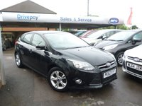 USED 2012 62 FORD FOCUS 1.6 ZETEC TDCI 5d 113 BHP PLEASE CALL TODAY FOR TEST DRIVE ALL CARS AA INSPECTED