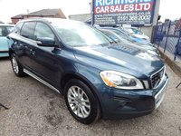 USED 2009 59 VOLVO XC60 2.4 D5 SE LUX AWD 5d AUTO 205 BHP FULL SERVICE HISTORY, LEATHER INTERIOR, 4 WHEEL DRIVE