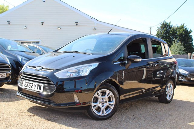View our 2012 62 FORD B-MAX 1.4 ZETEC 5d 89 BHP