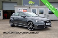 USED 2013 AUDI A3 1.6 TDI S LINE 5d 104 BHP  *FROM £159 MONTHLY*