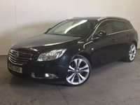 USED 2012 12 VAUXHALL INSIGNIA 2.0 SRI CDTI 5d 157 BHP 20 INCH ALLOYS PRIVACY ONE OWNER FSH STUNNING BLACK MET WITH CONTRASTING BLACK CLOTH SPORTS TRIM. CRUISE CONTROL. 20 INCH ALLOYS. COLOUR CODED TRIMS. PRIVACY GLASS. BLUETOOTH PREP. CLIMATE CONTROL. R/CD PLAYER. 6 SPEED MANUAL. MFSW. MOT 06/18. ONE OWNER FROM NEW. FULL DEALER SERVICE HISTORY. PRISTINE CONDITION. FCA FINANCE APPROVED DEALER. TEL 01937 849492.