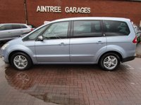 USED 2006 56 FORD GALAXY 2.0 GHIA TDCI 5d 143 BHP FULL PAN ROOF 1 OWNER FROM NEW