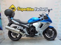 USED 2010 10 SUZUKI GSX650 ABS GOOD & BAD CREDIT ACCEPTED, OVER 300+ BIKES