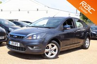 USED 2011 11 FORD FOCUS 1.6 ZETEC 5d 100 BHP Bluetooth, 6 months warranty & more