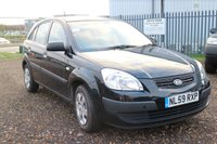 USED 2009 59 KIA RIO 1.4 16V 5d 96 BHP *PX CLEARANCE - NOT INSPECTED - NO WARRANTY - NOT AVAILABLE ON FINANCE - NO PX TAKEN*