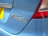 USED 2008 58 FORD FIESTA 1.2 ZETEC 3d 81 BHP