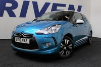 USED 2015 15 CITROEN DS3 1.6 E-HDI DSTYLE 3d 90 BHP HATCHBACK