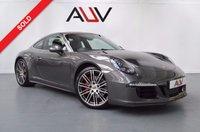 USED 2014 14 PORSCHE 911 MK 991 3.8 CARRERA 4S PDK 2d AUTO 400 BHP