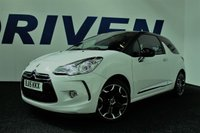 USED 2015 15 CITROEN DS3 1.6 E-HDI DSTYLE PLUS 3d 90 BHP HATCHBACK