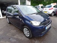 USED 2014 14 SKODA CITIGO 1.0 SE 12V 5d 59 BHP Full Service History + Just Serviced by ourselves, One Owner from new, NEW MOT (to be completed), Excellent on fuel! Only £20 Road Tax! Lowest Insurance Group!