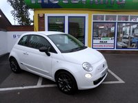 USED 2015 15 FIAT 500 1.2 POP 3d 69 BHP 1 OWNER... FULL SERVICE HISTORY... JUST ARRIVED