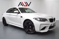 USED 2016 66 BMW M2 3.0 M2 2d 365 BHP