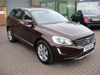 USED 2016 16 VOLVO XC60 2.0 D4 SE LUX NAV 5d AUTO 187 BHP EURO 6 ANY PART EXCHANGE WELCOME, COUNTRY WIDE DELIVERY ARRANGED, HUGE SPEC