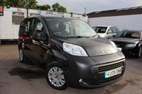 USED 2009 09 CITROEN NEMO 1.4 8V HDI 5d AUTO WHEELCHAIR ADAPTED 68 BHP