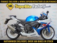 USED 2014 64 SUZUKI GSXR 600  GOOD & BAD CREDIT ACCEPTED, OVER 500+ BIKES