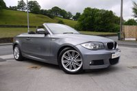 USED 2011 11 BMW 1 SERIES 2.0 118I M SPORT 2d AUTO 141 BHP AUTOMATIC - LOW MILEAGE