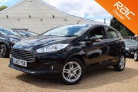 USED 2013 13 FORD FIESTA 1.2 ZETEC 5d 81 BHP Bluetooth, 6 months warranty & more
