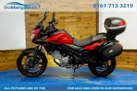 USED 2015 15 SUZUKI V-STROM 650 DL 650 AL5 - 1 Lady Owner - 1 Owner - ABSN ** ASK ABOUT OUR FANTASTIC FINANCE PACKAGES **
