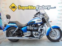 USED 2012 62 TRIUMPH AMERICA  GOOD & BAD CREDIT ACCEPTED, OVER 500+ BIKES