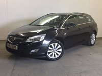 USED 2012 12 VAUXHALL ASTRA 1.7 TECH LINE CDTI 5d 108 BHP SAT NAV ONE OWNER  £30 YEAR ROAD TAX. 62 MPG. FACELIFT MODEL. SATELLITE NAVIGATION. STUNNING BLACK MET WITH CONTRASTING BLACK CLOTH TRIM. CRUISE CONTROL. 17 INCH ALLOYS. COLOUR CODED TRIMS. BLUETOOTH PREP. CLIMATE CONTROL. R/CD PLAYER. 6 SPEED MANUAL. MFSW. MOT 06/18. ONE OWNER FROM NEW. FULL SERVICE HISTORY. PRISTINE CONDITION. FCA FINANCE APPROVED DEALER. TEL 01937 849492.