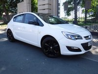 USED 2012 62 VAUXHALL ASTRA 1.7 ACTIVE LIMITED EDITION CDTI 5d 110 BHP ****FINANCE ARRANGED***PART EXCHANGE***PART LEATHER**BLUETOOTH**CRUISE CONTROL**