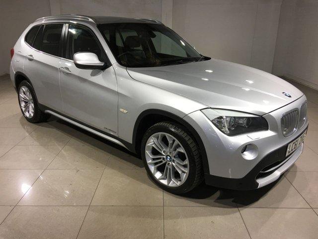 View our 2011 61 BMW X1 2.0 XDRIVE23D SE 5d AUTO 201 BHP