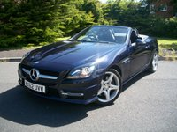 USED 2012 62 MERCEDES-BENZ SLK 2.1 SLK250 CDI BLUEEFFICIENCY AMG SPORT 2d AUTO 204 BHP Summer Sale Now On!! Save £300, Beautiful Looking AMG Sport Edition, JUST 27,000 From New with Full Mercedes Dealership Service History.