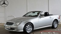 USED 2003 03 MERCEDES-BENZ SLK SLK200 KOMPRESSOR ROADSTER AUTO 163 BHP Drive Away Today