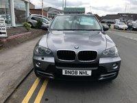 USED 2008 08 BMW X5 3.0 D SE 5d AUTO 232 BHP