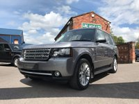 2012 LAND ROVER RANGE ROVER 4.4 TDV8 WESTMINSTER 5d AUTO 313 BHP £30995.00