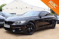 USED 2014 64 BMW 4 SERIES 3.0 435D XDRIVE M SPORT 2d AUTO 309 BHP Sat Nav, Heated Seats & more