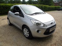 USED 2009 59 FORD KA 1.2 STYLE PLUS 3d 69 BHP Low Miles, Cheap Tax, Low Insurance Group