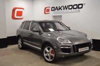 USED 2007 57 PORSCHE CAYENNE 4.8 TURBO 501 BHP *PANORAMIC ROOF* SERVICE HISTORY