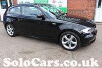 2011 BMW 1 SERIES 2.0 116I SPORT 3d 121 BHP £6799.00