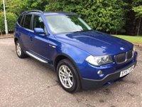 2007 BMW X3 2.0 D SE 5d 148 BHP £5758.00