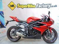 USED 2015 15 TRIUMPH DAYTONA 675 ABS GOOD&BAD CREDIT ACEEPTED, OVER 400+ BIKES
