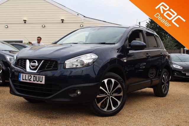 View our 2012 12 NISSAN QASHQAI 1.6 N-TEC PLUS 5d AUTO 117 BHP