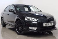 USED 2015 64 SKODA OCTAVIA 1.6 BLACK EDITION TDI CR 5d 104 BHP