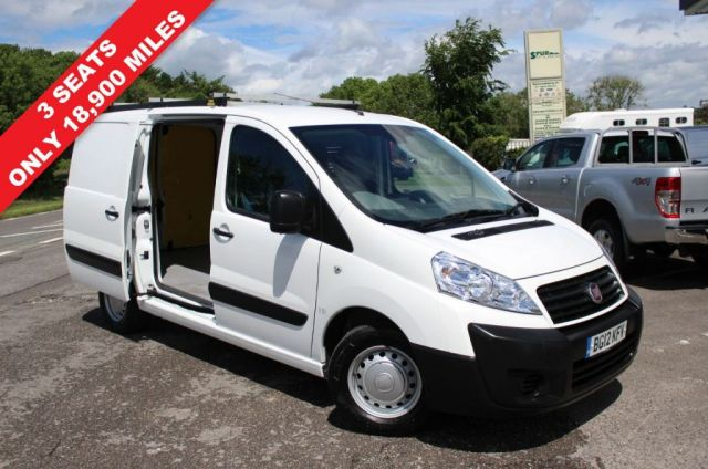 View our FIAT SCUDO