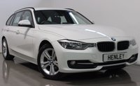 USED 2014 63 BMW 3 SERIES 2.0 320D SPORT TOURING 5d 181 BHP