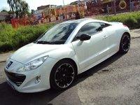 2011 PEUGEOT RCZ 1.6 THP GT 2d 156BHP £8190.00