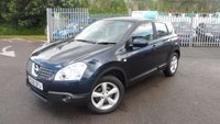 USED 2008 08 NISSAN QASHQAI 1.5 TEKNA DCI 5d 105 BHP Call for Finance Options - 01752 406101