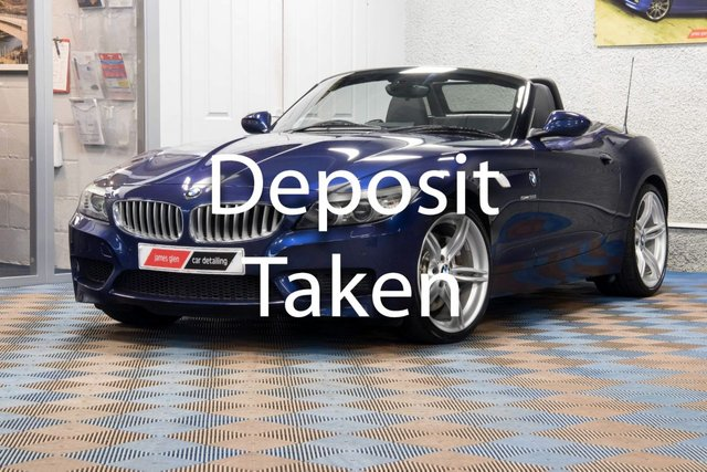 USED 2011 11 BMW Z4 3.0 Z4 SDRIVE35I M SPORT ROADSTER 2d AUTO 302 BHP £12,000.00 Worth of Options | 3.0 Straight-6 Turbo | DCT