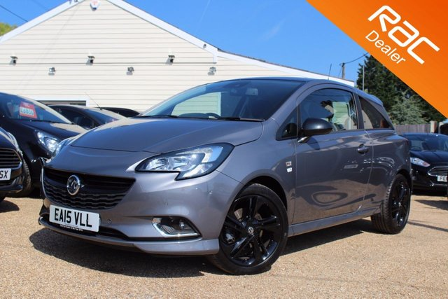 View our 2015 VAUXHALL CORSA 1.0 LIMITED EDITION ECOFLEX S/S 3d 113 BHP
