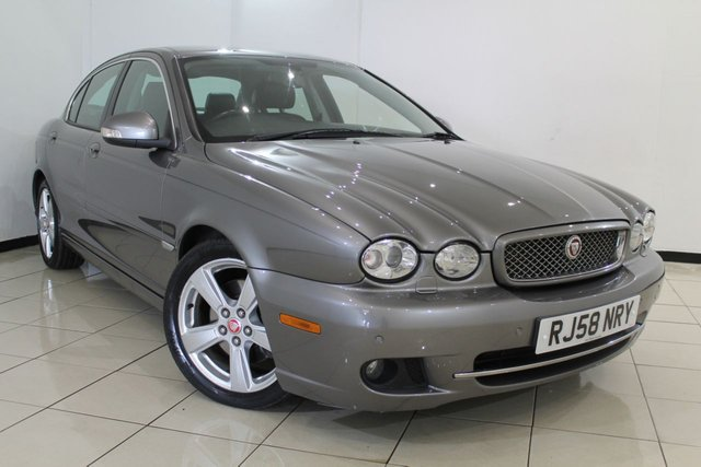 View our 2008 58 JAGUAR X-TYPE 2.2 SE 4DR AUTOMATIC 145 BHP