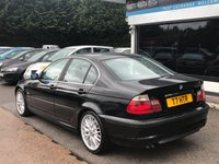 USED 2001 BMW 3 SERIES 2.9 330D SE 4d 181 BHP