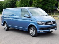 USED 2017 66 VOLKSWAGEN TRANSPORTER T6 T30 2.0TDI 150PS LWB DSG HIGHLINE T6 150PS Automatic Euro 6 with Satellite Navigation